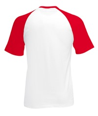 61-026-0 - VALUEWEIGHT SHORT SLEEVE BASEBALL T
