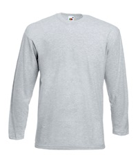 61-038-0 - VALUEWEIGHT LONG SLEEVE T