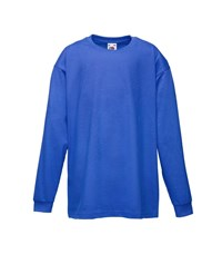 61-007-0 - KIDS VALUEWEIGHT LONG SLEEVE T