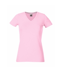 61-382-0 - LADY-FIT V-NECK T