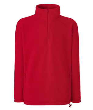 62-512-0 - HALF ZIP FLEECE