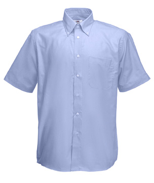 65-112-0 - SHORT SLEEVE OXFORD SHIRT