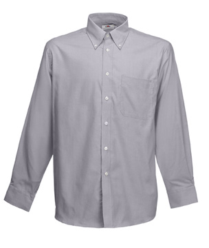 65-114-0 - LONG SLEEVE OXFORD SHIRT