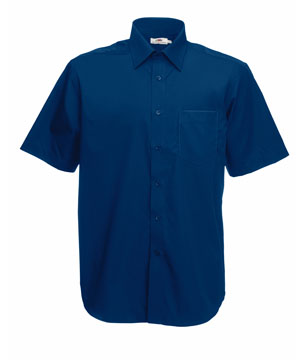 65-116-0 - SHORT SLEEVE POPLIN SHIRT