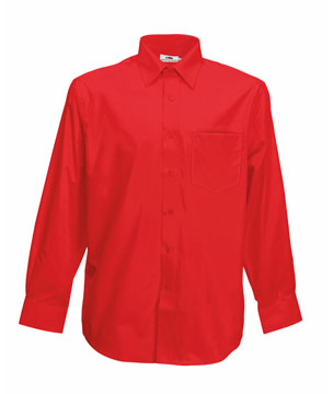 65-118-0 - LONG SLEEVE POPLIN SHIRT