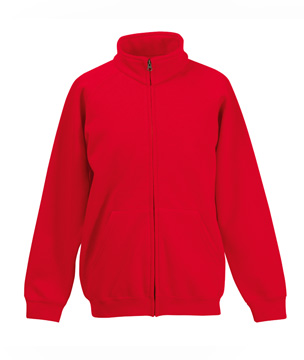62-001-0 - KIDS PREMIUM SWEAT JACKET