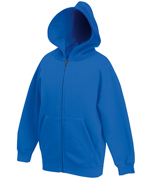 62-035-0 - KIDS PREMIIUM HOODED SWEAT JACKET