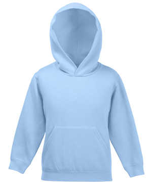 62-037-0 - KIDS PREMIUM HOODED SWEAT