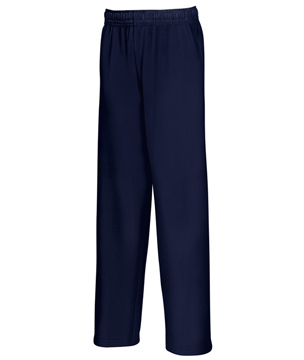 64-005-0 - KIDS LIGHTWEIGHT OPEN HEM JOG PANTS