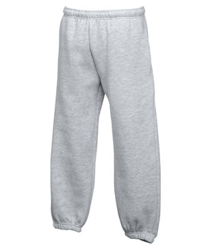 64-025-0 - KIDS PREMIUM ELASTICATED CUFF JOG PANTS