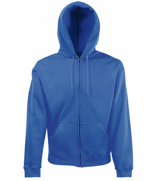 62-034-0 - PREMIUM HOODED SWEAT JACKET