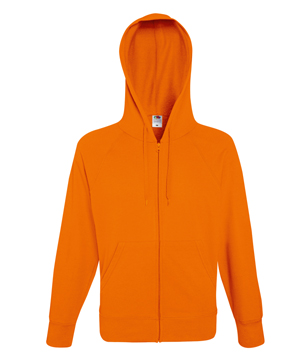 62-144-0 - LIGHTWEIGHT HOODED SWEAT JACKET