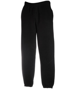 64-040-0 - PREMIUM ELASTICATED CUFF JOG PANTS