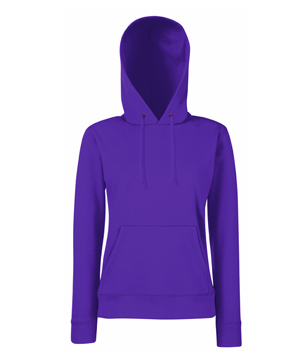 62-038-0 - LADY-FIT CLASSIC HOODED SWEAT
