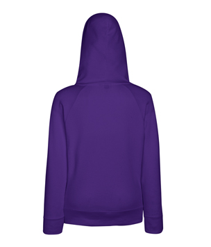 62-148-0 - LADY-FIT LIGHTWEIGHT HOODED SWEAT