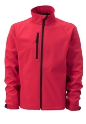 R-140M-0 - MEN'S SOFT SHELL JACKET