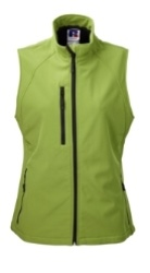 R-141F-0 - LADIES' SOFT SHELL GILET