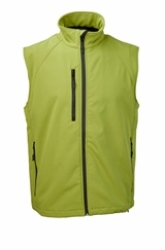 R-141M-0 - MEN'S SOFT SHELL GILET