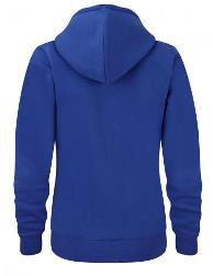 R-266F-0 - LADIES' AUTHENTIC ZIPPED HOOD