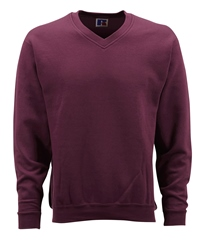 R-272M-0 - V-NECK SWEATSHIRT