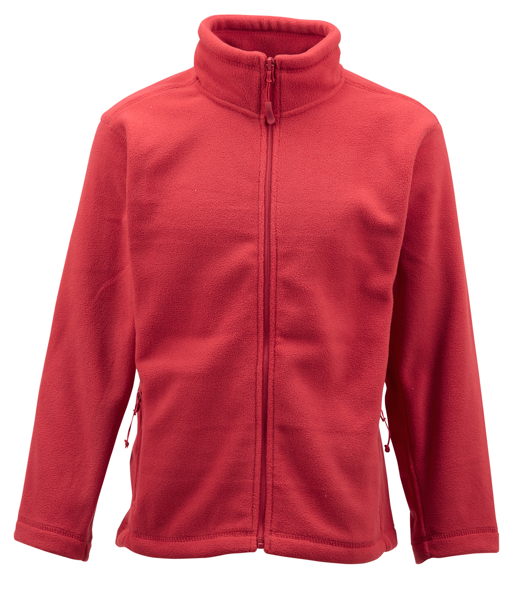 R-870B-0 - CHILDREN'S FULL ZIP OUTDOOR FLEECE