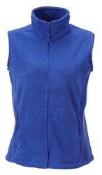 R-872F-0 - LADIES' OUTDOOR FLEECE GILET