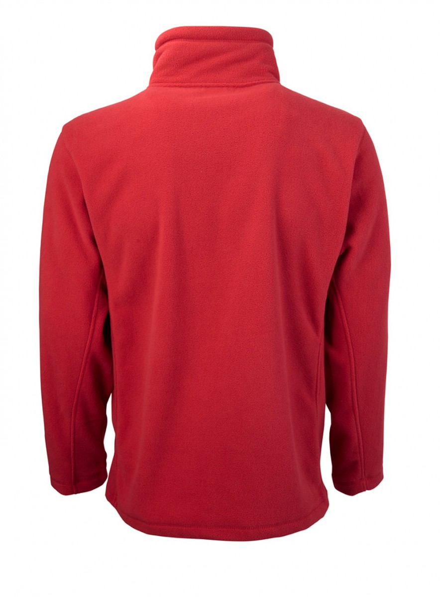 R-870M-0 - MEN'S FULL ZIP OUTDOOR FLEECE