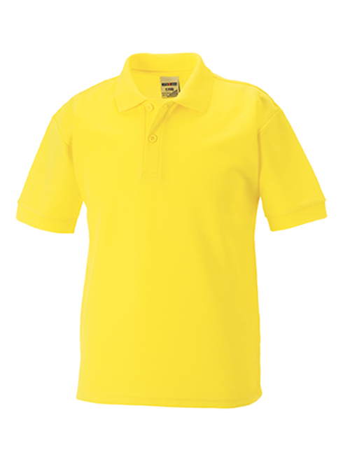 R-539B-0 - CHILDREN'S CLASSIC POLYCOTTON POLO