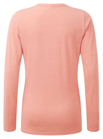 R-167F-0 - LADIES' LONG SLEEVE HD T