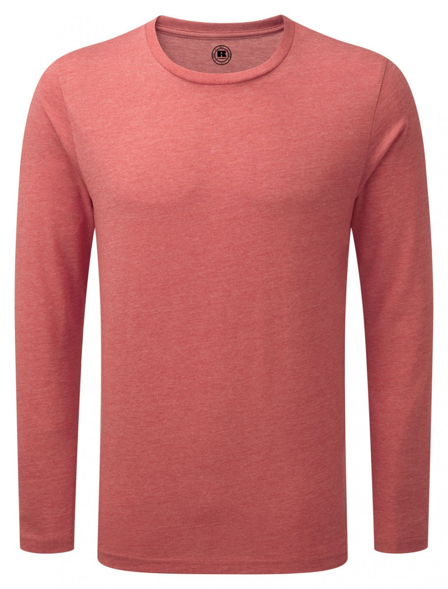 R-167M-0 - MEN'S LONG SLEEVE HD T