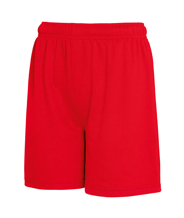 64-007-0 - KIDS PERFORMANCE SHORTS