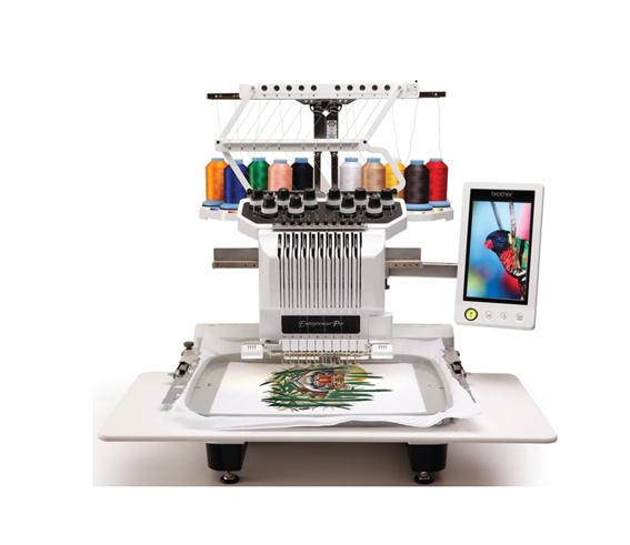 Оборудование для вышивки на тканях